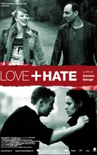Love + Hate - Italian poster (xs thumbnail)