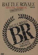 Battle Royale - South Korean DVD movie cover (xs thumbnail)