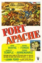 Fort Apache - Movie Poster (xs thumbnail)