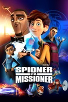 Spies in Disguise - Danish Movie Cover (xs thumbnail)