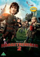 How to Train Your Dragon 2 - Norwegian DVD movie cover (xs thumbnail)