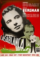 Casablanca - Swedish Movie Poster (xs thumbnail)