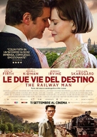 The Railway Man - Italian Movie Poster (xs thumbnail)