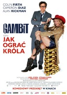 Gambit - Polish Movie Poster (xs thumbnail)