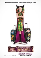Hotel Transylvania 3: Summer Vacation - Czech Movie Poster (xs thumbnail)