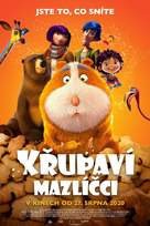 Animal Crackers - Czech Movie Poster (xs thumbnail)