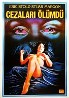 Running Hot - Turkish Movie Poster (xs thumbnail)