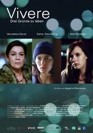 Vivere - German Movie Poster (xs thumbnail)