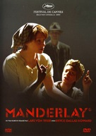 Manderlay - French Movie Cover (xs thumbnail)