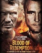 Blood of Redemption - Advance movie poster (xs thumbnail)