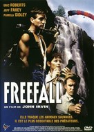 Freefall - French DVD cover (xs thumbnail)