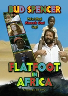 Piedone l'africano - DVD cover (xs thumbnail)