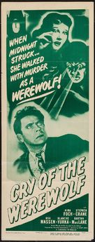 Cry of the Werewolf - Movie Poster (xs thumbnail)