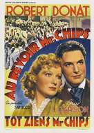 Goodbye, Mr. Chips - Belgian Theatrical movie poster (xs thumbnail)