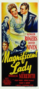 Magnificent Doll - Movie Poster (xs thumbnail)