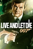 Live And Let Die - DVD movie cover (xs thumbnail)