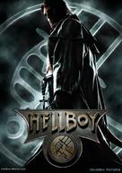 Hellboy - Swedish DVD cover (xs thumbnail)