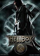Hellboy - Swedish DVD movie cover (xs thumbnail)