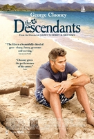 The Descendants - British Movie Poster (xs thumbnail)