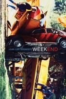 Week End - Re-release movie poster (xs thumbnail)