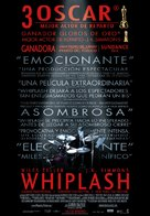 Whiplash - Spanish Movie Poster (xs thumbnail)