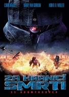 S.S. Doomtrooper - Czech DVD movie cover (xs thumbnail)