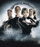 Stargate: The Ark of Truth - Blu-Ray cover (xs thumbnail)