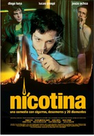 Nicotina - Argentinian Movie Poster (xs thumbnail)