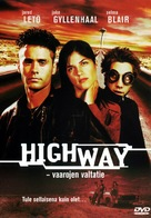 Highway - Finnish Movie Cover (xs thumbnail)