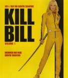 Kill Bill: Vol. 1 - German Movie Cover (xs thumbnail)