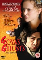 Goya's Ghosts - British DVD movie cover (xs thumbnail)