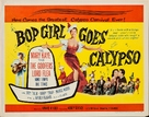 Bop Girl Goes Calypso - Movie Poster (xs thumbnail)