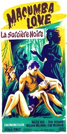 Macumba Love - French Movie Poster (xs thumbnail)