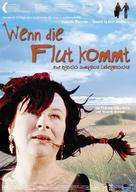 Quand la mer monte... - German Movie Poster (xs thumbnail)