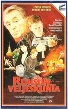"""Brotherhood of the Rose"" - Finnish VHS movie cover (xs thumbnail)"