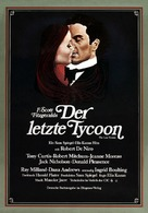 The Last Tycoon - German Movie Poster (xs thumbnail)