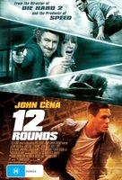 12 Rounds - Australian Movie Poster (xs thumbnail)