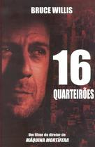 16 Blocks - Brazilian poster (xs thumbnail)