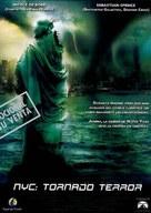 NYC: Tornado Terror - Argentinian Movie Cover (xs thumbnail)