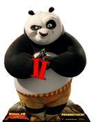 Kung Fu Panda 2 - German Movie Poster (xs thumbnail)