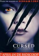 Cursed - Dutch Movie Poster (xs thumbnail)