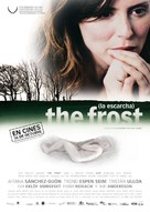 The Frost - Spanish Movie Poster (xs thumbnail)