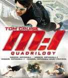 Mission: Impossible - Blu-Ray movie cover (xs thumbnail)