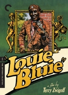 Louie Bluie - Movie Cover (xs thumbnail)