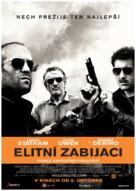 Killer Elite - Slovak Movie Poster (xs thumbnail)