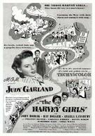 The Harvey Girls - poster (xs thumbnail)