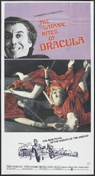 The Satanic Rites of Dracula - Movie Poster (xs thumbnail)