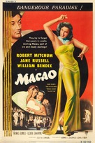 Macao - Movie Poster (xs thumbnail)
