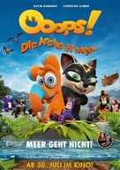 Ooops! Noah is gone... - German Movie Poster (xs thumbnail)