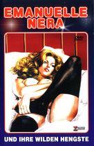 Emanuelle nera No. 2 - German DVD movie cover (xs thumbnail)